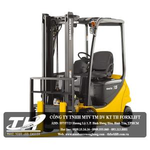 Cho thuê xe nâng Forklift Komatsu