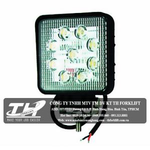 Đèn pha xe nâng điện 48V led